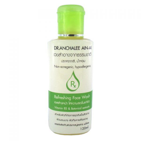 Refreshing Face Wash - Dr. Anchalee Ain ai, Cosmeceuticals USA - เวชสำอางจากธรรมชาติ