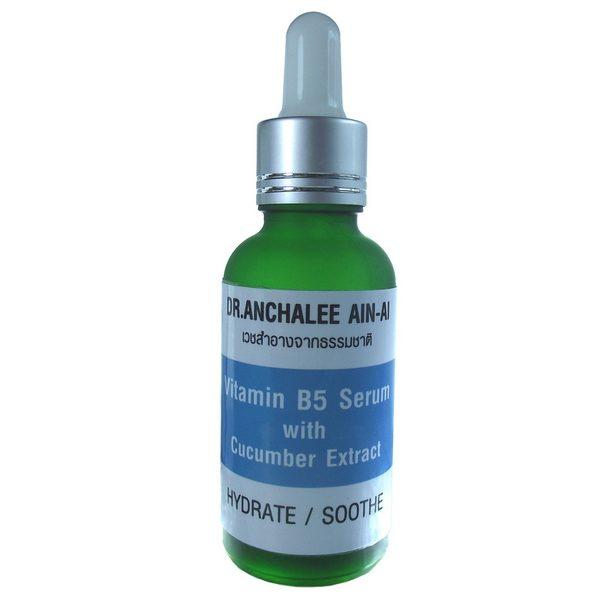Vitamin B5 Serum - Dr. Anchalee Ain ai, Cosmeceuticals USA - เวชสำอางจากธรรมชาติ